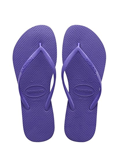 tong Femme Havaianas couleur violet